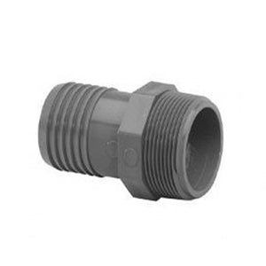 1.5-Inch X MPT Male Adapter - Lasco 1436-015