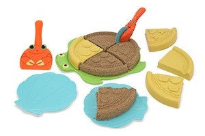 Sand Pizza Mold Set - Melissa & Doug 6459