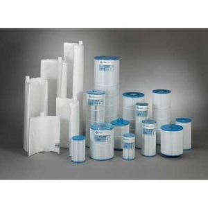 Icon 176380 Pool & Spa Replacement Filter Cartridge Comp.
