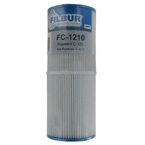 Hayward C120-Re Pool & Spa Replacement Filter Cartridge Comp.