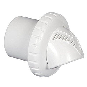 "Infusion Venturi Directional 1.5"" Slip Return V-Fitting White VRFSISWH"