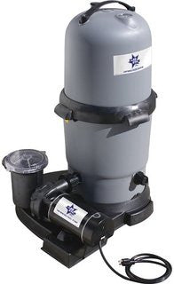 Waterway Clearwater 18 sq. ft. Above-Ground DE Filter System - FDS06710-6S