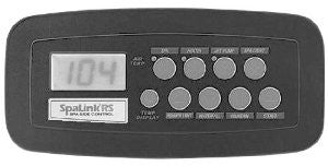 SPALINK RS 150' BLACK, WITH FR - 7888