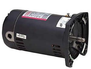 A.O. Smith Electric Square Flange Up Rated Pool Filter Motor - USQ1072