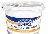 Pool Care Alkalinity Increaser - QPC55277 - 25 lb