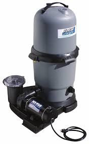 Waterway ClearWater II Cartridge Filter System - FCS15015-3S