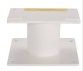 606 608 CANTILEVER STAND WHITE - 69209001