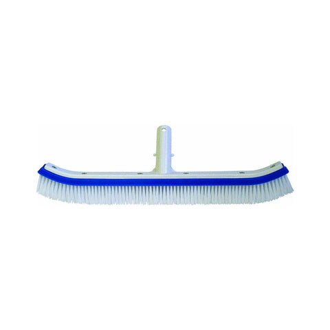 JED 18-Inch Aluminum-Backed Wall Brush - 70-262-B