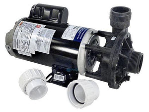 Aqua-Flo Flo-Master FMHP 2-HP Side-Discharge 2-Speed Pump