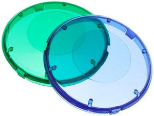 Pool Light Color Lens kit - Green & Blue - Pentair 619551