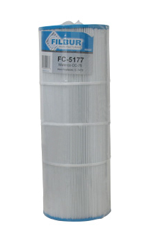 Jandy A01035 Pool & Spa Replacement Filter Cartridge Comp.