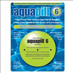 Aquapill #6 Stain Preventer Case of 12 - AP6CS