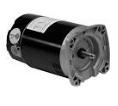 MOTOR 1-1/2 HP SQ FLANGE FULL - B2842