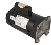 MOTOR- FLANGED 1 HP FULL RATED - B2848