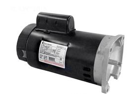 MOTOR 1-1/2 HP SQ FLANGE FULL - B2858