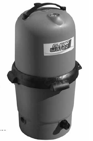 Waterway Clearwater II Cartridge Pool Filter - FC0757