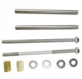 Ec40 Hardware Kit For Clamp Replacement - Hayward ECX4000CHK