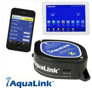Zodiac Iaqualink Pool Spa Pack W/6612F - IQ904PS