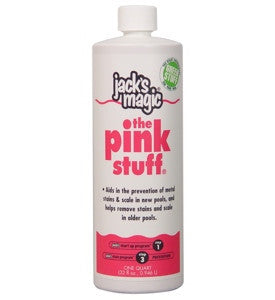Jack's Magic JMPINK032 The Pink Stuff-1 Quart