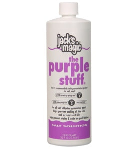 Jack's Magic The Purple Stuff - Salt Solution