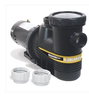 Jacuzzi 94027110 Magnum Force Swimming Pool Pump 1hp Ace