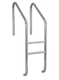 2 STEP 30IN STRAIGHT IG LADDER - LF-30-2A