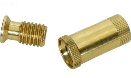 Meyco BCA1 Brass Screw Type Threaded Anchor