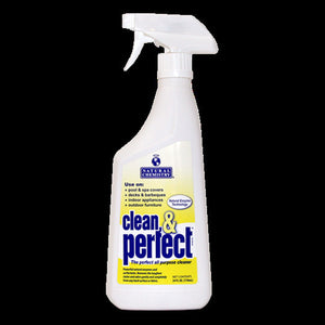 Natural Chemistry Clean & Perfect - Indoor / Outdoor Cleaner - NC00176 EACH