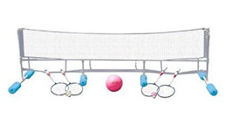 Super Combo Pool Volleyball & Badmitton Game - Poolmaster - 72708