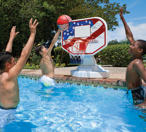 USA/WBA Competition Basketball Pool Game - Poolmaster 72830