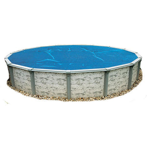 Above Ground Pool Solar Cover Blanket - Round