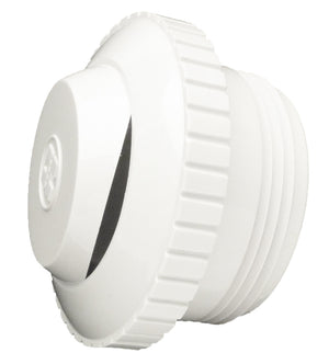 "Hayward - Hydrostream Directional Outlet WHITE SLOTTED EYE 1.5"" MPT SP1419A"