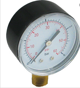 Pool Filter Water Pressure Gauge - 60 PSI - 8960