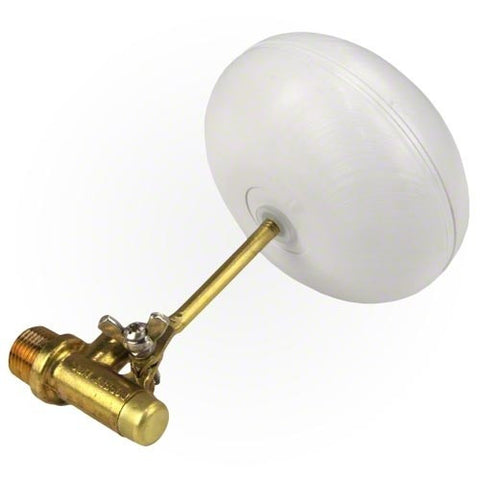 Pentair Automatic Brass Valve Float - T26