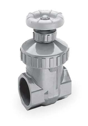 Spears 2011-015 1 1/2-in PVC, FNPT Gate Valve