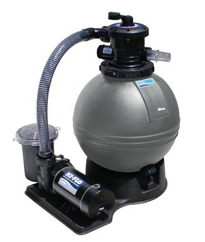 "Waterway 19"" TWM Above-Ground Pool Sand Filter System - WW5201913"