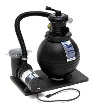 Waterway Above-Ground Sand Filter System - 520-1601