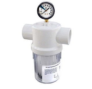 Jandy 2888 - Energy Filter with Gauge