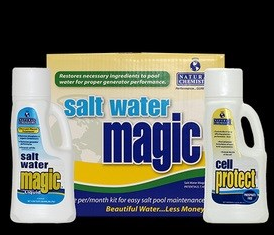 Natural Chemistry Salt Water Magic Foundation - NC07415