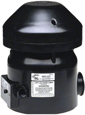 Air Supply Air Blower 1 hp 120V, 6.8 Amp Blower, 110 CFM  - AS6510101