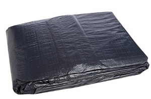 GLI 25' x 50' Rectangle In-Ground Winter Pool Cover - 45-2550RE-CA-5-BX
