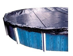 18' x 32' Oval Above-Ground Pool Classic Winter Pool Cover