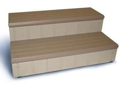 Confer Deluxe Spa Steps - LASS74-T