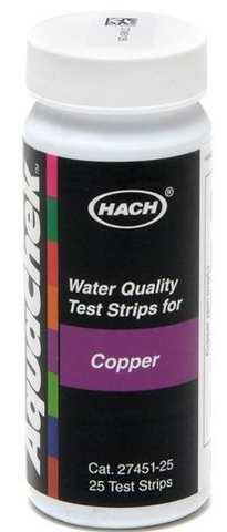 AquaCheck Water Quality Test Strips  - 661454E