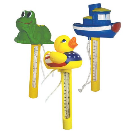 FROGGY THERMOMETER BULK - JED206FB