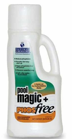 Natural Chemistry Pool Magic with PHOSfree - NC05141EACH