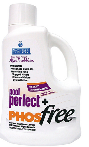 Natural Chemistry Perfect Pool Concentrate and PHOSfree Pool Cleaner  - NC05235EACH