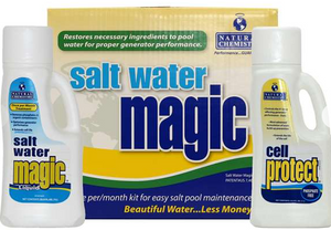 Natural Chemistry Salt Water Magic Kit  - NC07404EACH