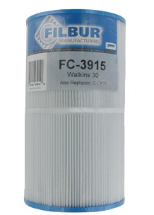 Filbur FC-3915 Replacement Filter for Pleatco PWK30 Pool & Spa