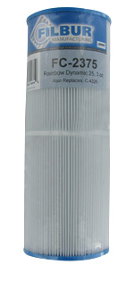 Filbur Fc 2375 Replacement Filter For Pleatco Prb25 In R